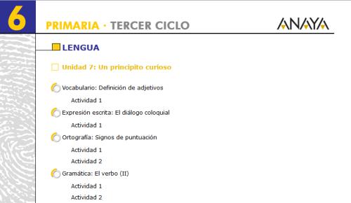 TEMA 7.2. LENGUA