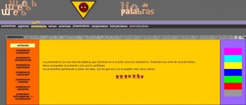 http://www.educalandia.net/educativos/primaria/lio_de_palabras/pronombres.htm