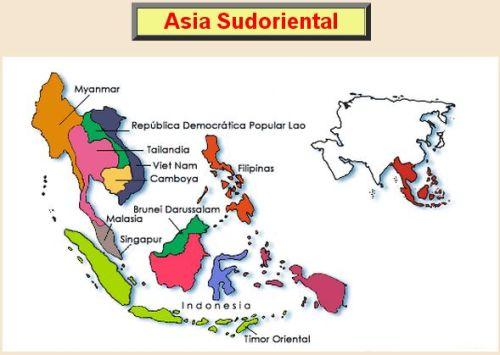 ASIA SUDORIENTAL