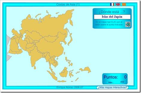 COSTAS DE ASIA