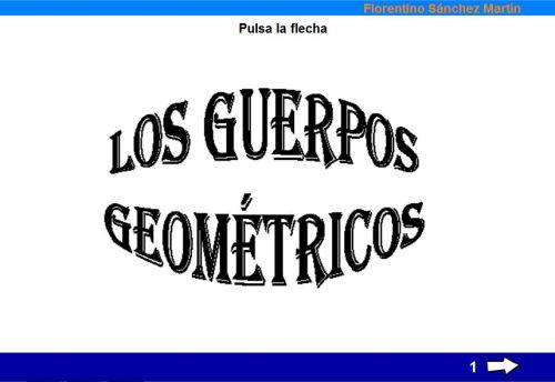 TEMA 14: CUERPOS GEOMÉTRICOS.VOLUMEN | JUGANDO Y APRENDIENDO
