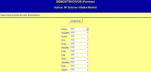 http://centros3.pntic.mec.es/cp.antonio.de.ulloa/webactivhotpot/raiz/Hot%20Pot/lengua6/demostrativos/demostratmatch.htm