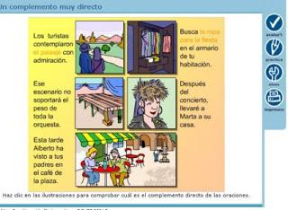EL COMPLEMENTO DIRECTO E INDIRECTO (4/6)