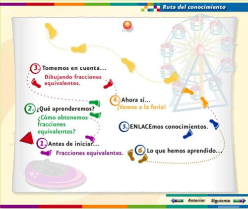 FRACCIONES EQUIVALENTES6