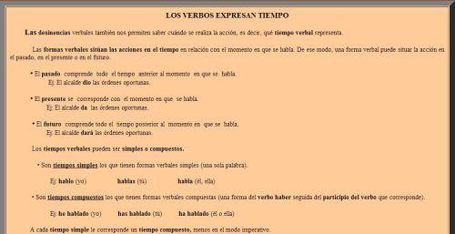 http://www.juntadeandalucia.es/averroes/ceip_san_tesifon/recursos/curso6/Lenguaje/verbotiempo.html