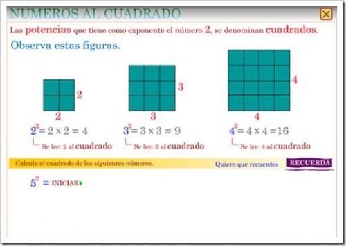 1a131190e TEMA 2  POTENCIAS Y RAÍZ CUADRADA.