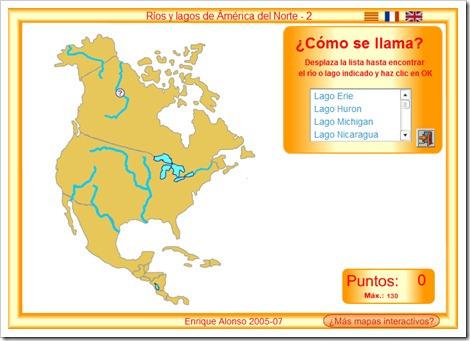 RÍOS Y LAGOS DE AMÉRICA DEL NORTE 2