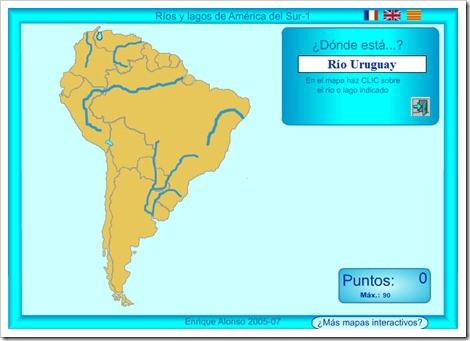 RÍOS Y LAGOS DE AMÉRICA DEL SUR1