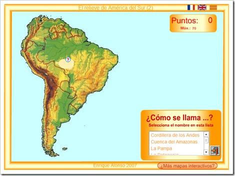 RELIEVE DE AMÉRICA DEL SUR2