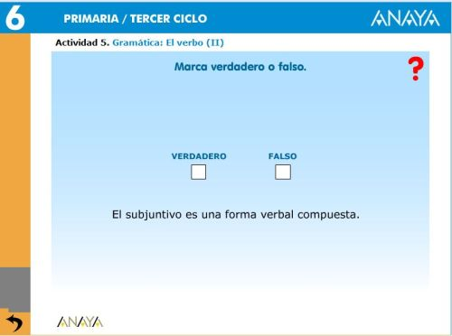 TEMA 7. EL  VERBO