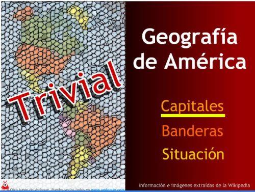 TRIVIAL.AMÉRICA
