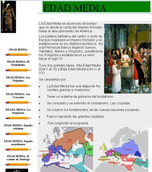 Edad Media Resumen Para Niños Edad Media.resumen