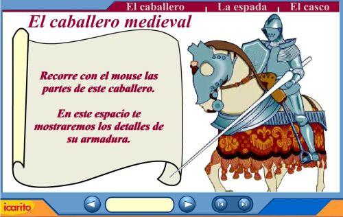 EL CABALLERO MEDIEVAL