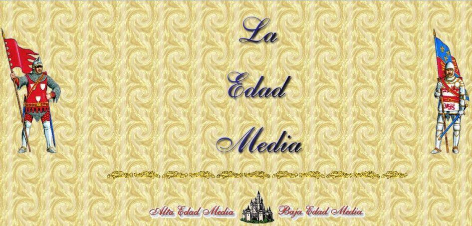 LA EDAD MEDIA1