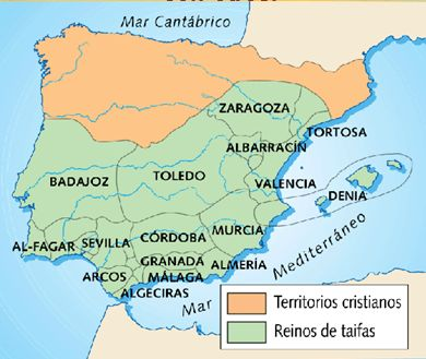 REINOS DE TAIFAS