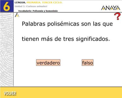 PALABRAS POLISÉMICAS3