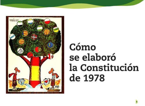 CÓMO SE ELABORÓ LA CONSTITUCIÓN