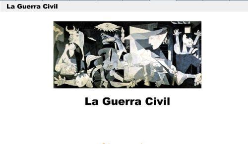 Siglo xx y xxi en espa a jugando y aprendiendo for Imagenes de epoca contemporanea