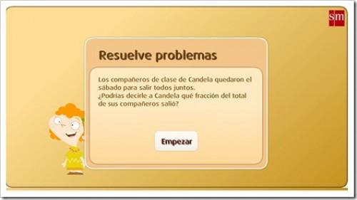 PROBLEMAS CON FRACCIONES | JUGANDO Y APRENDIENDO