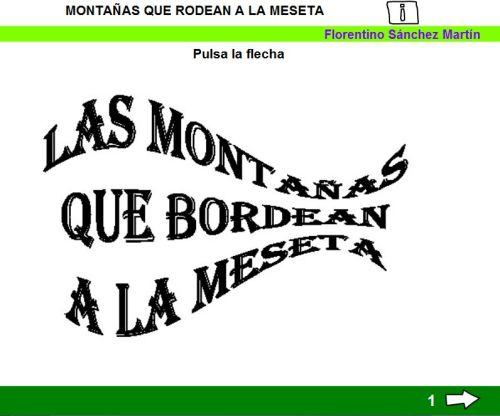 MONTAÑAS QUE RODEAN LA MESETA2