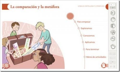 COMPARACIÓN Y METÁFORA (3/6)