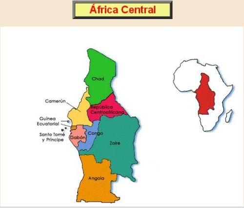 ÁFRICA CENTRAL
