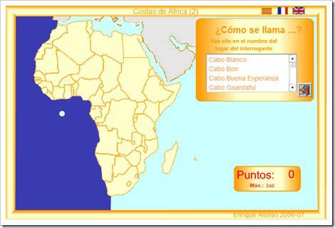 COSTAS DE ÁFRICA 2