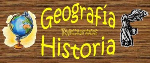 GEOGRAFÍA E HISTORIA.1º DE ESO.