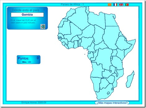 PAÍSES DE ÁFRICA 1