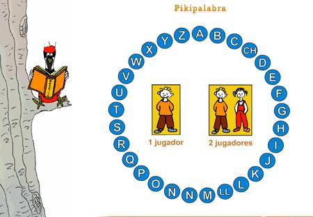 PIKIPALABRA
