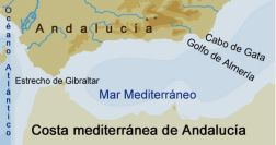 COSTA MEDITERRÁNEA DE ANDALUCÍA