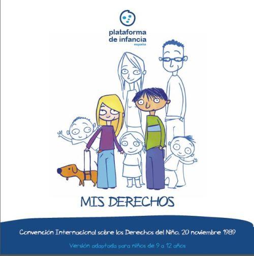 DERECHOS DE LA INFANCIA. PLATAFORMA NACIONAL