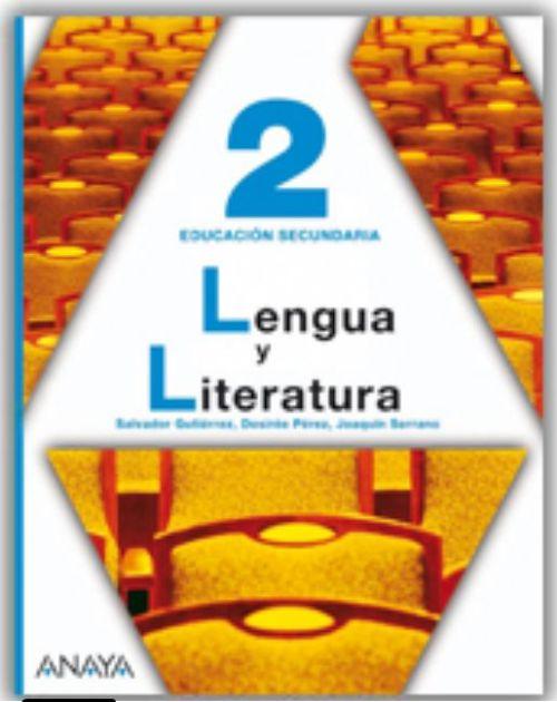LENGUA Y LITERATURA.2º DE SECUNDARIA