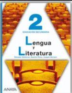 LENGUA Y LITERATURA 2º