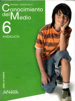 LIBRO DE CONOCIMIENTO DEL MEDIO