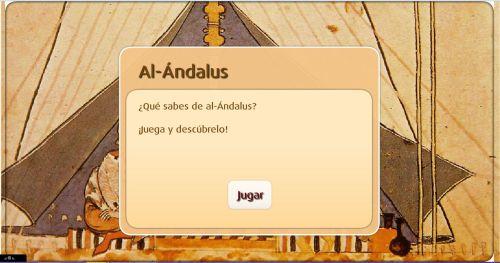 JUEGO.EL AL-ÁNDALUS
