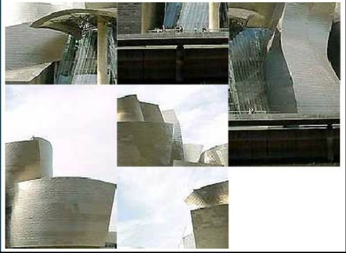 MUSEO GUGGENHEIM. PUZZLE