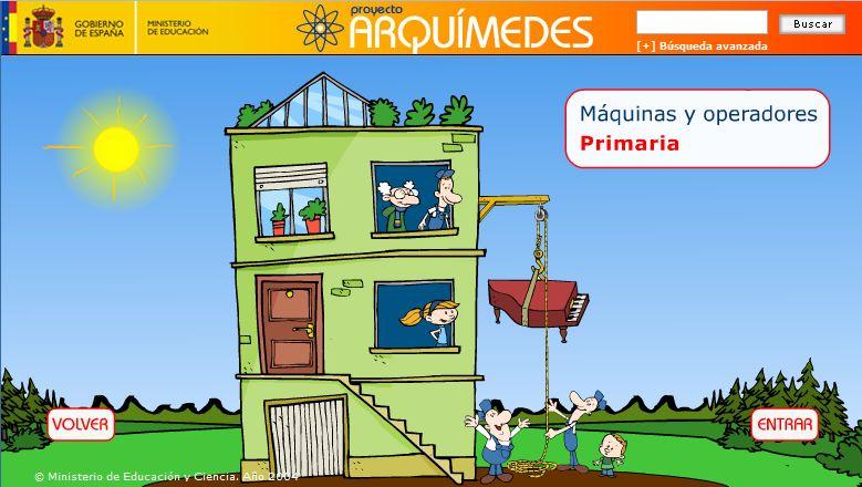 MÁQUINAS Y OPERADORES