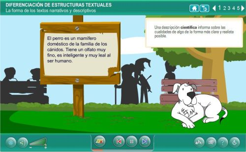 TEXTOS NARRATIVOS Y DESCRIPTIVOS