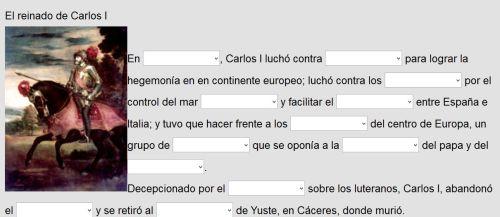 EL REINADO DE CARLOS V.2