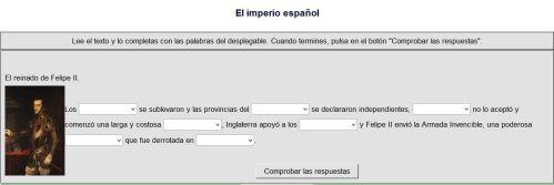 EL REINADO DE FELIPE II.2