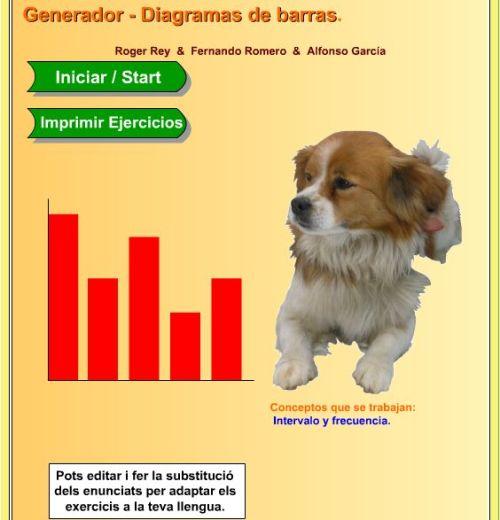 GENERADOR DE DIAGRAMAS DE BARRAS