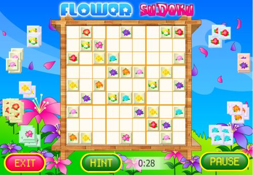 instrucciones juego sudoku: