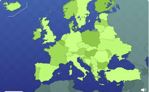 PAÍSES EUROPEOS