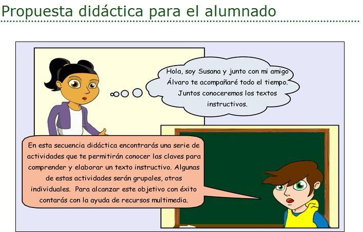 TEXTOS INSTRUCTIVOS | JUGANDO Y APRENDIENDO