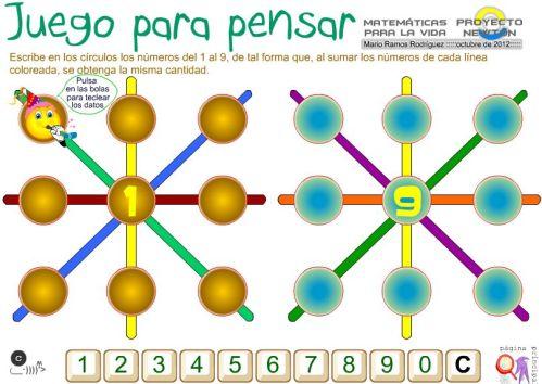 Juegos Para Pensar  Tres En Raya M U00c1gico