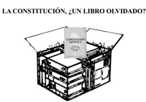 LA CONSTITUCIÓN. UN LIBRO OLVIDADO.
