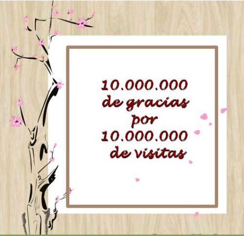10.000.000 de visitas