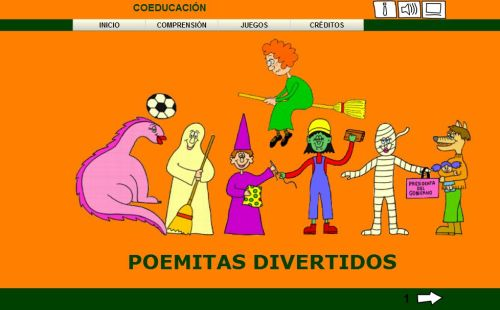 POEMITAS DIVERTIDOS