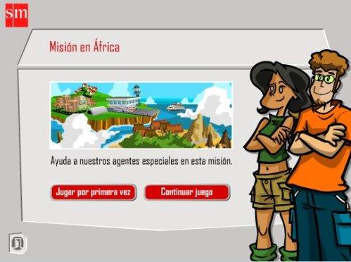 MISIÓN EN ÁFRICA